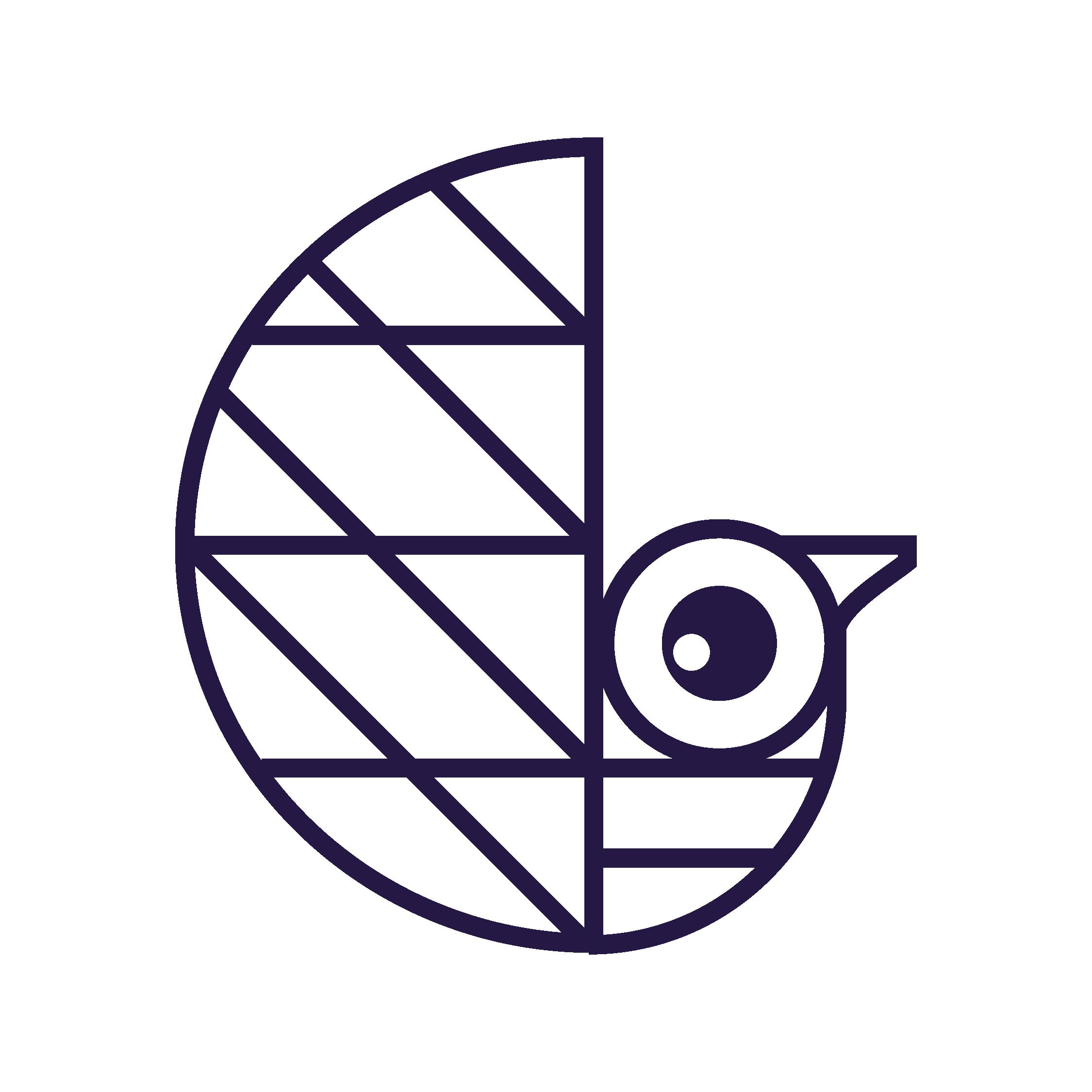 Navy Underwing Logo